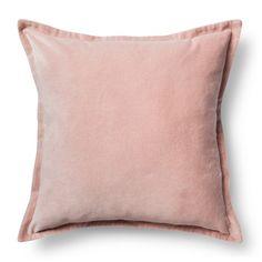 Velvet Throw Pillow Cover Target