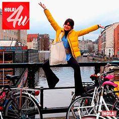 cómo pasar las mejores 48 horas en Amsterdam ¡en vídeo! #Holanda #Amsterdam #viajes #travel #Hola4u #videos