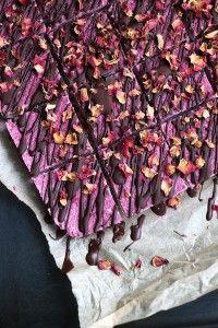 Raw Coconut and Raspberry Bars (grain-free & vegan)