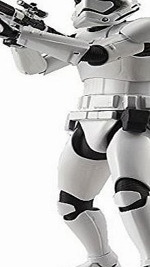 Bandai Star Wars First Order Storm Trooper 1/12 Scale Plastic Model kit Star Wars