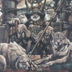 Odin Symbol: Best Viking Symbols that call up Odin's supreme power – BaviPower Norse Runes, Viking Symbols, Viking Art, Viking Drawings, Norse Mythology Tattoo, Odin Symbol, Viking Pictures, Comic Art Fans, Viking Character