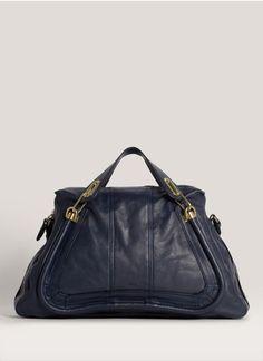 Chloé - Paraty large leather shoulder bag ♡