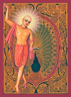By His Divine Grace A. Swami Prabhupada Sri Chaitanya Charitamrita is the record of immortal activities of the Lord. In the first part chapter of the book the welfare activities of the Lord… Arte Krishna, Krishna Radha, Lord Krishna, Shiva Art, Ganesha Art, Hindu Art, Krishna Avatar, Saints Of India, Krishna Drawing