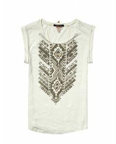 Garment dyed cotton linen tee - T-shirts & Tops - Official Scotch & Soda Online Fashion & Apparel Shops