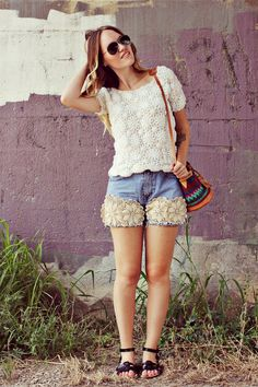 a1e1793e14d3 Summer outfit - 59 hip   elegant ideas to imitate - New Best Fashion