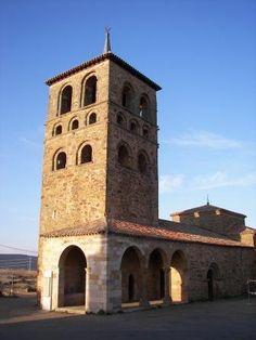 Iglesia de Santa Maria de Tábara #tabara #zamora #viajes