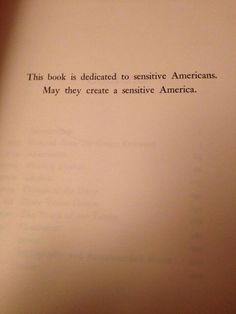26 Of The Greatest Book Dedications You Will Ever Read