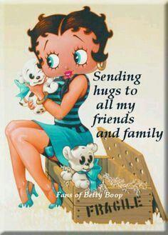 Betty Boop image.