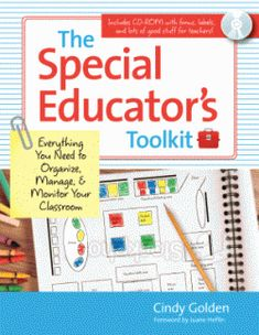 Web Resources #5 -- Special Education Tool Kit from promotingsuccess.blogspot.com -----Special education link
