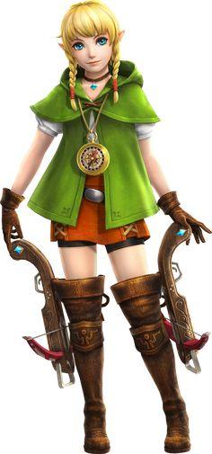 Linkle - Zeldapedia - Wikia