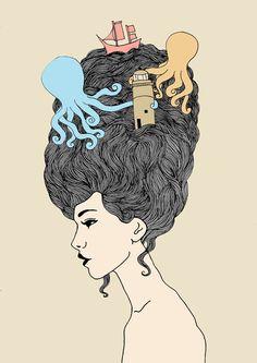 Illustrations - Kristie Webster | Artist & Designer