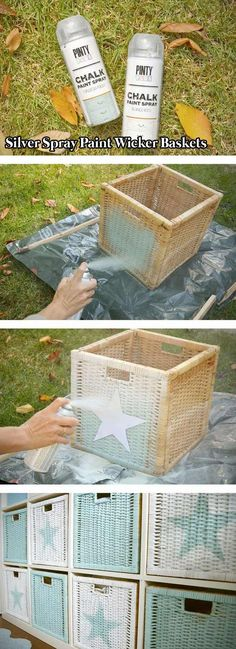 We are addicted to spray paint. It is a cheap and easy way to give a fresh and magical makeover to the old items you have, and make them look more expensive. Once you start DIY projects with spray paint on old items you have in the house that you won't be able to stop, [...]