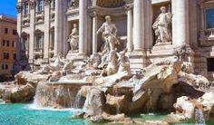 #rome, #tours,#italy,#rometours#trevisfountain