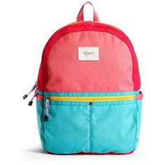 STATE Bags 'Kane' Water Resistant Backpack ($55) ❤ liked on Polyvore