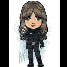 Lordmesa Art — Agents of S.H.I.E.L.D.: Skye!!! Thought I'd whip...