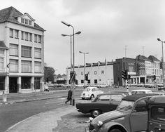 Breda. Boschstraat. 1970.