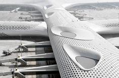 studio fuksas : international airport shenzhen china