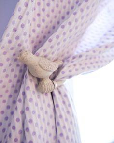 Curtain Detail || Big Girl Room