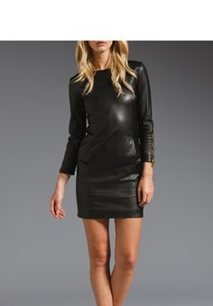 Buy this Leather dress for women y Hides & Fur