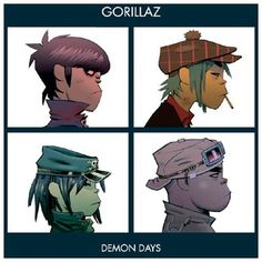 Amazon.co.jp: Demon Days: 音楽