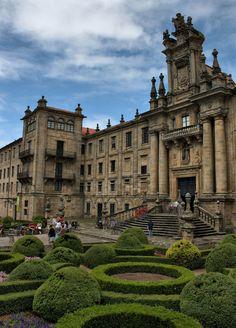 Santiago de Compostela, Spain (by Andres_age)