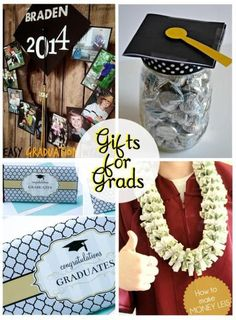 Graduation Gift Ideas - Everything you need for your Grad!