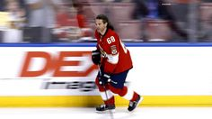 Jaromir Jagr is a hockey player you can't help but root for at this stage of his career. At 45, Jagr is an unrestricted free agent who is searching for a new team. If he's able to find a team and appear in 57 games, he'll set the NHL record for most
