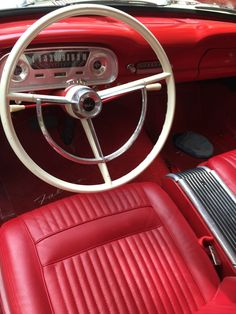 1961 Ford Falcon Futura