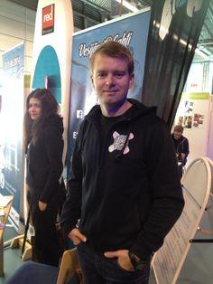 Erik Sindonen on LahtiPron toimitusjohtaja. LahtiPro oli esillä myös Taitajissa. Erik kertoo että tärkein asia on tarjota matkailuelämys palvelua.