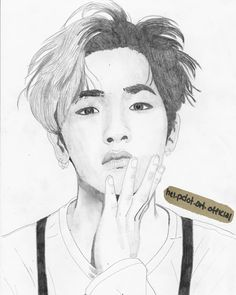 SHINee - Kim Kibum (Key) FanArt Art Original & Official  Verified Official by  Hei Pdot Art Official  Do NOT repost without permission  Comment Tag Like and Follow #me #4minute #drawing #draw #sketch #sketchbook #art #blackpink #shinee #nct #kpop #ftisland #apink #key #kimkibum #got7 #2ne1 #kpopfanart #astro #bigbang  #exid #sister #exo #bts #infinite #snsd #twice #gfriend #seventeen #aoa