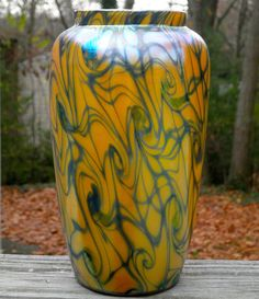 Victor Durand King Tut Vase by Gallery122 on Etsy, $1450.00