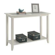 grayish brown vennilux sofaconsole table width accent cabinets pinterest console tables and consoles