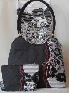 custom-designed bag set