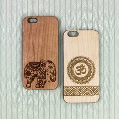 #Elephant and #Ohm Phone Cases - www.LOVINACASES.com