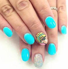 Pin for Later: 50 Idées de Nail Art Disney Pour Inspirer Votre Prochaine Manucure