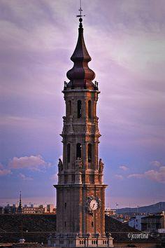 Zaragoza La Catedral de La Seo