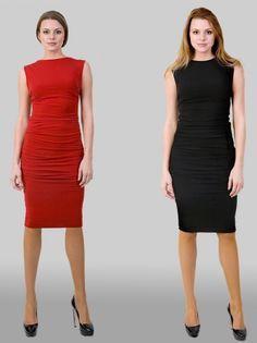 THE NICOLE DRESS - Reversible dress