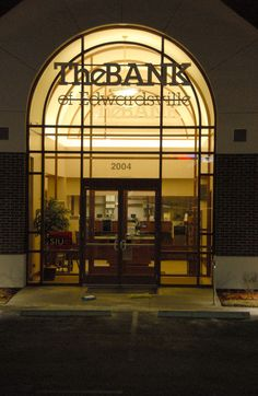The Bank of Edwardsvile Montclaire facility  2004 Troy Rd