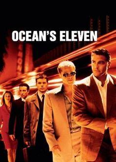 Ocean's Eleven with Brad Pitt Matt Damon George Clooney Julia Roberts Andy Garcia Elliot Gould Bernie Mac Awesome Movie you Gotta Have.    http://www.amazon.com/gp/offer-listing/B001EBYM5I/ref=as_li_tf_tl?ie=UTF8=1789=9325=B001EBYM5I=am2=taddhoover-20