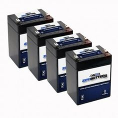 12V 2.9AH Sealed Lead Acid (SLA) Battery - T1 Terminals - for ZB-12-2.9 - 4PK  Zipp Battery has a huge inventory of the oldest and most reliable type of rechargeable battery, the 12V 2.9AH Sealed Lead Acid Battery with T1 Terminals, also known as an SLA battery. Zipp Battery SLA batteries are \'the workhorse of ALL batteries\' and are constructed with lead calcium alloy and absorbed glass mat technology, which allows for completely \'maintenance-free\' operation.