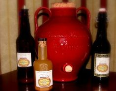 How to make your own Vinegar & Apple Cider drink @ http://culturedfoodlife.com/how-to-make-your-own-vinegar-apple-cider-drink/