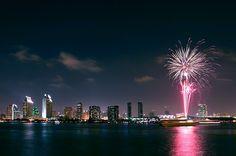 San Diego Harbor Excursion - Take a dinner cruise!