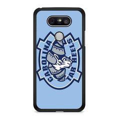 Nc Tarheels Logo On Blue LG G6 Case Dewantary
