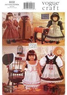 Vogue Doll Craft - Vogue Doll Collection #684 Living A Doll's Life : 18-INCH DOLLS