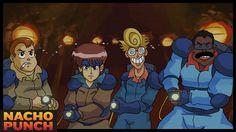 """Tokyo Ghostbusters - """"The Real Ghostbusters"""" aus den 80er Jahren als Anime - http://www.dravenstales.ch/tokyo-ghostbusters-the-real-ghostbusters-aus-den-80er-jahren-als-anime/"""