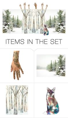 """""""The spirit of the wood"""" by perfectforyou ❤ liked on Polyvore featuring art"""
