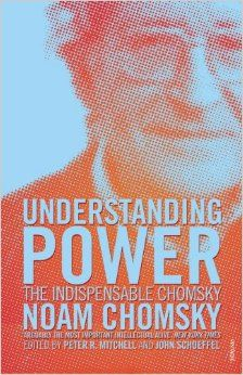 Incredible book from clever man Noam Chomsky - covers pretty much everything there is to know about everything!