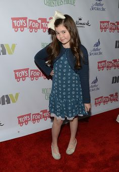 Addison Riecke - Arrivals at the Hollywood Christmas Parade — Part 3