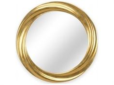 Chelsea House Gold 35.5 x 71 Wall Mirror
