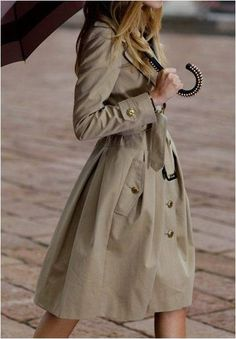 A stylish raincoat for the monsoons - hot or not?